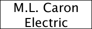 M.L. Caron Electric